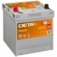 Аккумулятор Deta Power DB505 (50 А/ч)