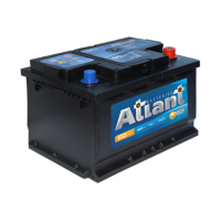 Аккумулятор Atlant Autopart (60 A/h), 480A R+