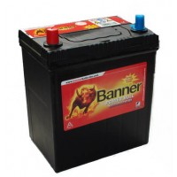 Аккумулятор Banner Power Bull P4027 Asia p (40 A/h), 330A L+
