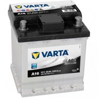 Аккумулятор VARTA Black Dynamic A16 (40 А/h), 340А R+ (540 406 034)