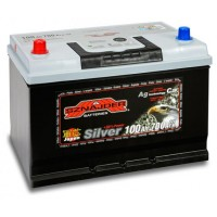 Аккумулятор Sznajder Silver Japan (100 A/h), 700A L+