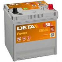 Аккумулятор Deta Power DB504 (50 А/ч)