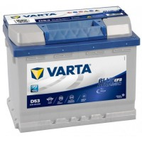 Аккумулятор Varta Blue Dynamic EFB D53 (60 А/h), 560А R+ (560 500 056)